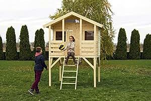 Kinderspielhaus TOBY - Direktversand (3770000)