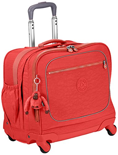 Kipling - MANARY - Zaino con custodia per portatile - Happy Red C - (Rosso)