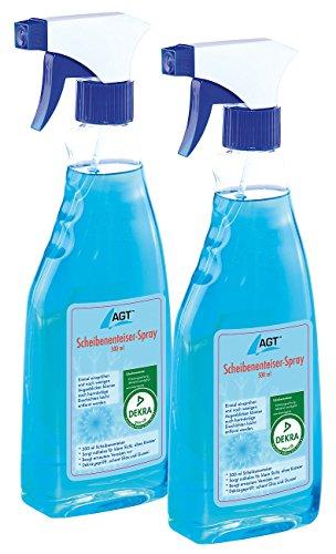 AGT Scheibenenteiser (2x)