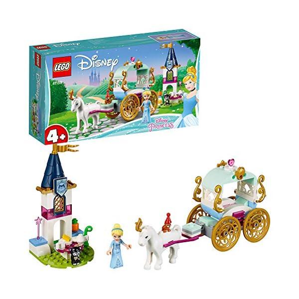 LEGO Disney Princess - Il giro in carrozza di Cenerentola, 41159 1 spesavip
