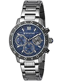 Giordano Analog Blue Dial Men's Watch - 1766-22
