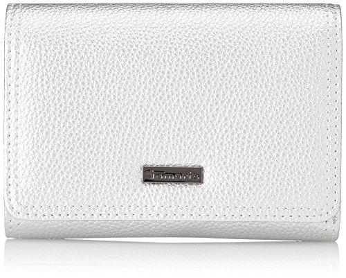 Tamaris Damen MEI Geldbörse, Silber (Silver), 11.0x4.0x14.5 cm