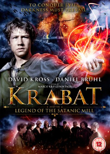 Price comparison product image Krabat and The Legend of The Satanic Mill [DVD] [2009]