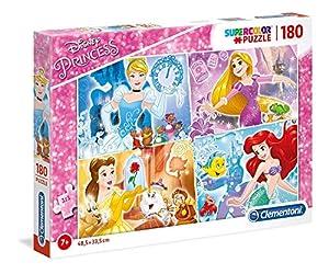 Clementoni Supercolor puzzle-princess-180Unidades, 29294