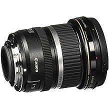 Canon 10 - 22 mm f/3.5 - 4.5 EF-S USM - Objetivo para Canon (distancia focal 16-35mm, apertura f/3.5, diámetro: 77mm) color negro
