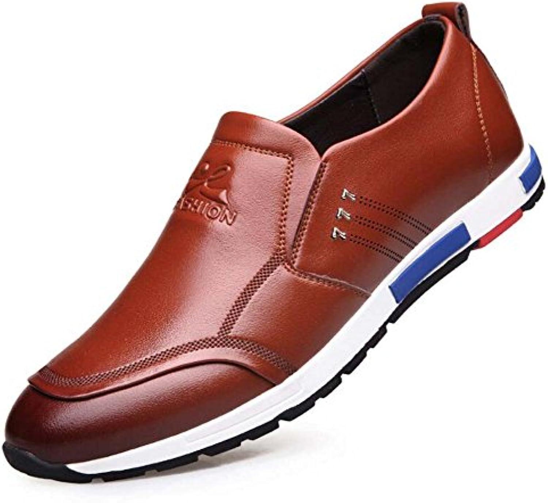 Herrenschuhe Fruumlhling Neue Schuhe Business Casual Jugend Trend Mode Sets Fuß Atmungsaktiv