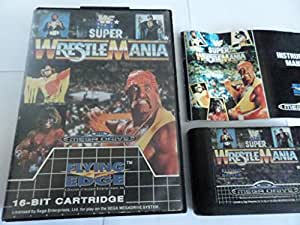 Super Wrestle Mania (Mega Drive)