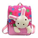 Starjerny Mädchen Jungen Babyrucksack Kindergartenrucksack Kindergartentasche Vorschulrucksack Kinder Mini Rucksack Backpack Schuletasche für 2-4 Jahre 5 Farben