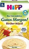 Hipp Bio-Getreide-Brei Guten-Morgen-Brei Bircher-Müesli 250g