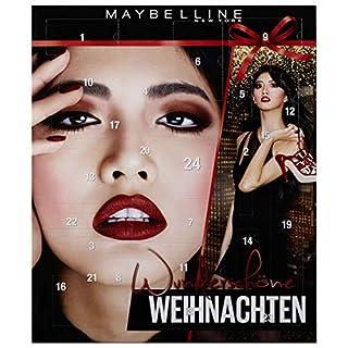Maybelline New York Adventskalender 2018