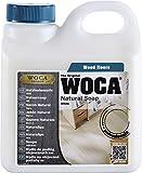 Woca - Jabón natural para parqué (2,5 L), color blanco