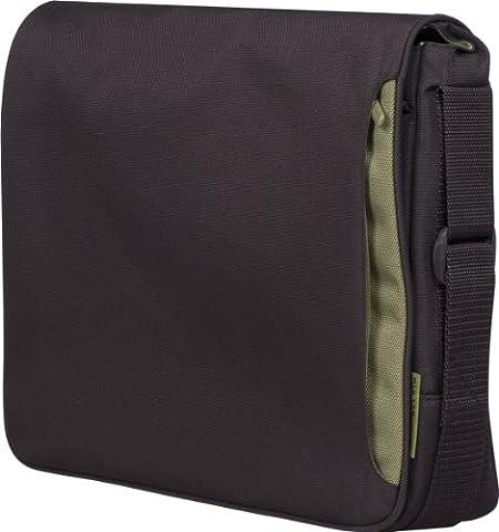 Belkin Notebooktasche Kurier (geeignet für Notebook bis 30,5 cm (12 Zoll)) schokolade/turmalin