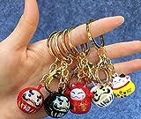 Photo de YPT Ty-174 Lot de 10 bracelets porte-clés pour téléphone portable Motif chat porte-clés par YPT