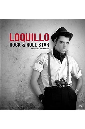 Descargar gratis Loquillo. Rock & Roll Star de Miguel Pérez
