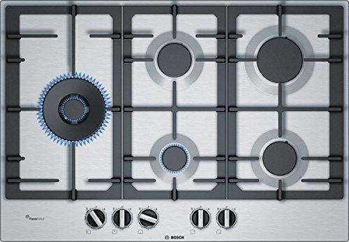Bosch PCS7A5C90D Serie 6 / Kochfelder (Gas / Einbau) / 75 cm / Schwertknebel