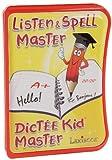 LEXIBOOK DC510i1 - Jeu éducatif - Dictée Kid Master Bilingue
