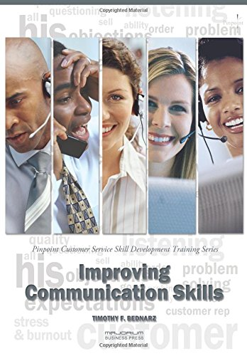 Improving Communication Skills: Pinpoint Customer Service Skill Development Training Series