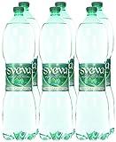 Sveva Acqua Minerale Effervescente Naturale 1.5L (Confezione da 6)