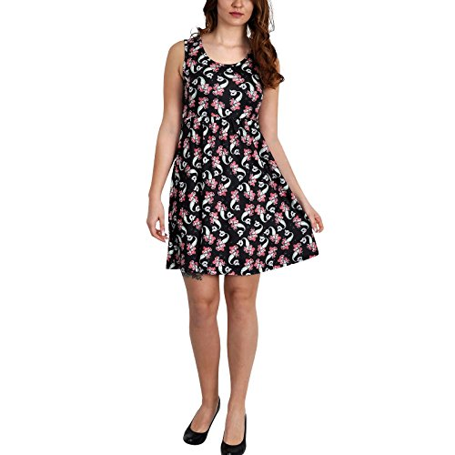 ariel-allover-mini-dress-women-multicoloured-l