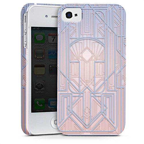 Apple iPhone X Silikon Hülle Case Schutzhülle Pastell Frühling Abstrakt Premium Case glänzend