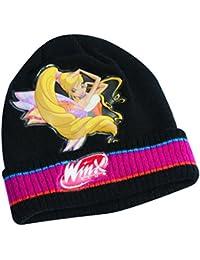 """Bonnet Noir officiellement certifiée Authentique Winx Club """"ailes"""""""