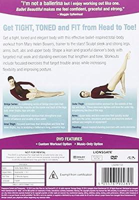Ballet Beautiful Total Body Workout [Edizione: Regno Unito] [Import italien]