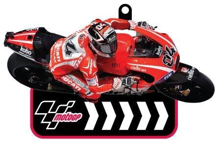 Motogp Andrea Dovizioso # 042013PVC portachiavi portachiavi (MGPKEY99)