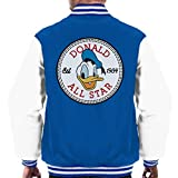 Donald Duck All Star Converse Logo Men's Varsity Jacket