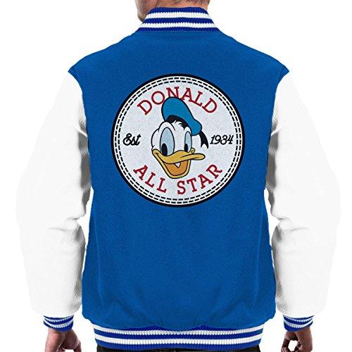 Duck All Star Converse Logo Men's Varsity Jacket ()