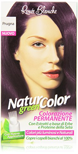 Renée Blanche - Natur Color, Colorazione Permanente, Prugna