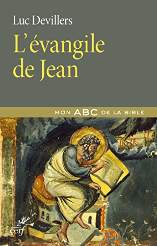 L'évangile de Jean (Mon ABC de la Bible) par Luc Devillers