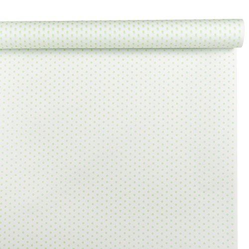 CLASS 10 Class c048r-d100-pefc Airlaid Mantel a rollo con pretaglio, papel, verde, 480x 120x 0.1cm