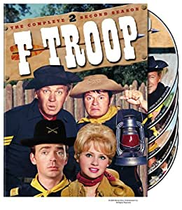 F-Troop: Complete Second Season [DVD] [Region 1] [US Import] [NTSC]