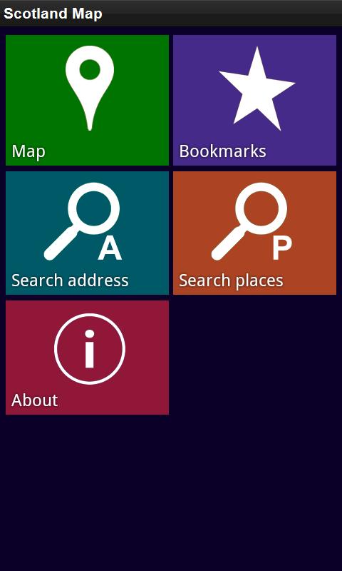 Schottland - Offline Karte: Amazon.de: Apps für Android