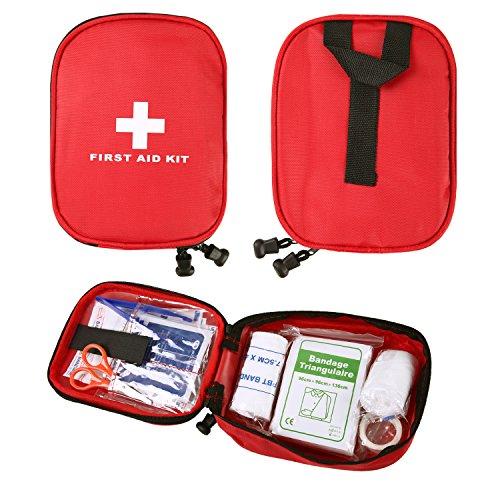 CHIC-CHIC-Kit de Premier Secours 31 Pcs - Sac de Survie D'urgence, Designer pour la...