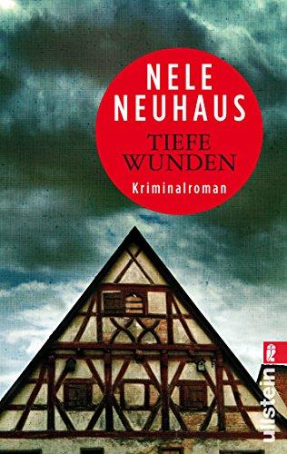 Buchcover Tiefe Wunden: Der dritte Fall für Bodenstein und Kirchhoff (Ein Bodenstein-Kirchhoff-Krimi, Band 3)
