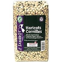 Sabarot - Haricots Cornilles en sachet 1kg