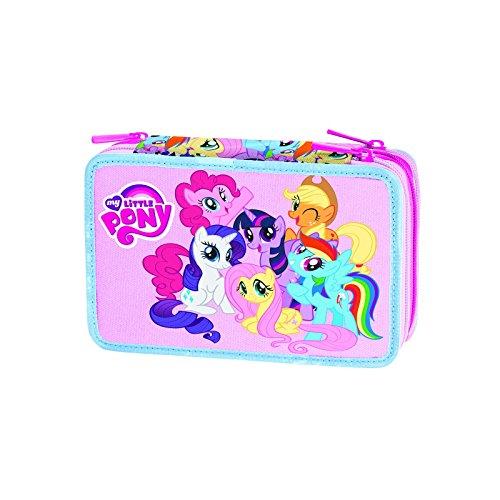 Astuccio triplo my little pony