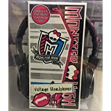Monster High 35148 Casque Traditionnel Filaire