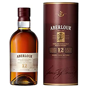 Aberlour 12 Year Old Single Malt Scotch Whisky, 70 cl from Aberlour