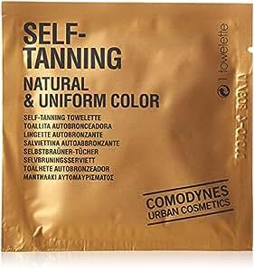 Comodynes - Self Tanning Natural+Uniform Color - 8 lingettes auto-bronzantes