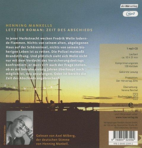 Die schwedischen Gummistiefel (Non-Wallander, Band 6): Alle Infos bei Amazon