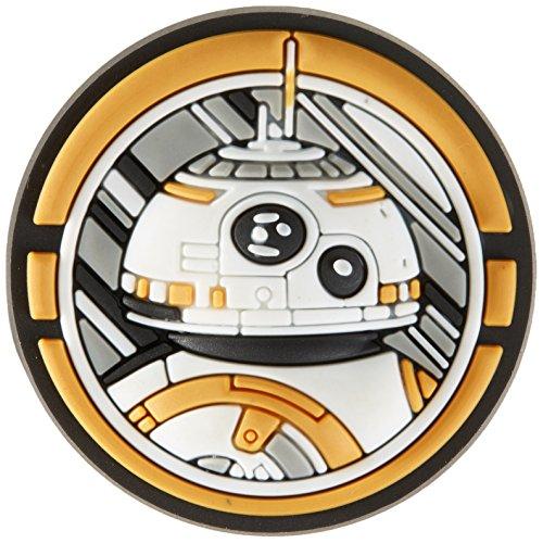 crocs Star Wars BB-8 Charm Schuhanhänger, Mehrfarbig (-), Einheitsgröße