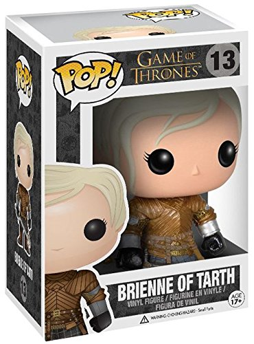 FUNKO Figura POP! Game of Thrones Brienne of Tarth