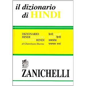 Il dizionario di hindi. Dizionario hindi-italiano,