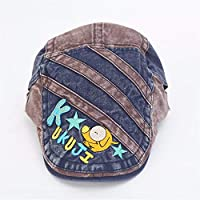 ETMAAA Hut der Kinder Baby-im Freienhut Mode-Barett