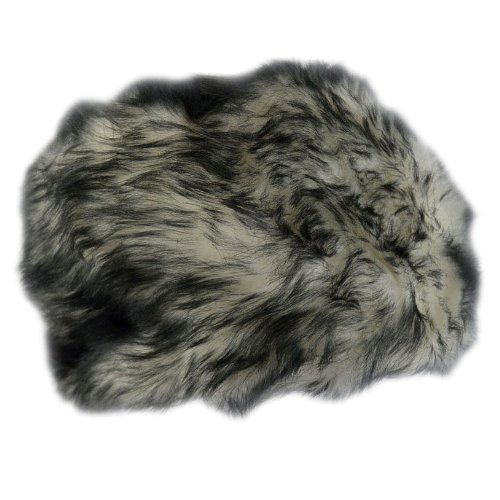 Acosta - Black & White Faux Fur - Russian Cossack Style Womens Hat