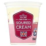 Morrisons British Soured Cream, 150ml