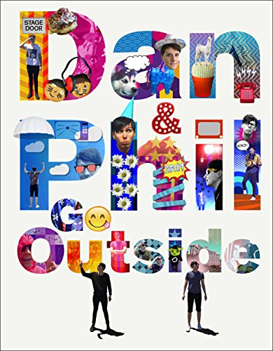 Dan and Phil Go Outside (English Edition)