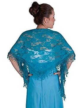 Estola de ceremonia Mujer en seda–Boutique Magique–Producto stocké y expédié cortaúñas desde la France